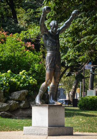 rocky: Rocky statue Philadephia