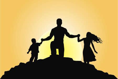 15 18: Family Illustration