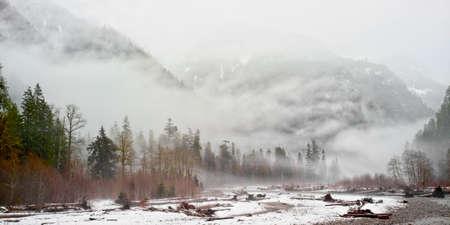 skagit: Baker River, Skagit Valley