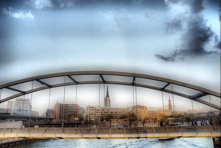 Hamburg and its Bridges photo