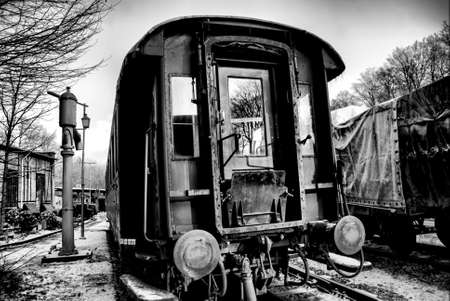 Railway Carriage photo