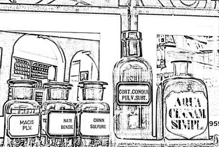 Drugstore Stock Photo - 18795651