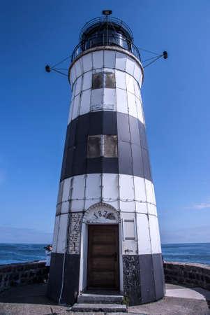 navigational light: Lighthouse Schleimnde