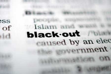 darken: Blackout