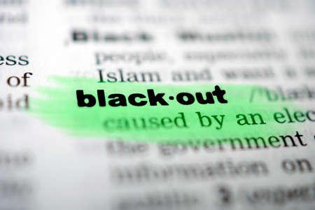blackout: Blackout