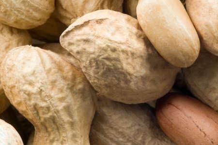 American peanuts