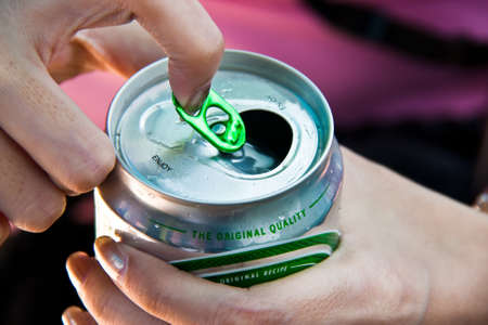 Open Can to Enjoy photo