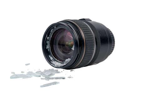 broken lens Stock Photo - 9171538