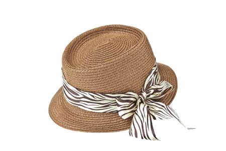 Fashion lady hat photo