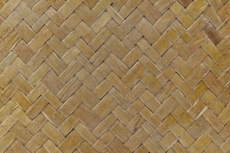Abstract rattan weave background photo