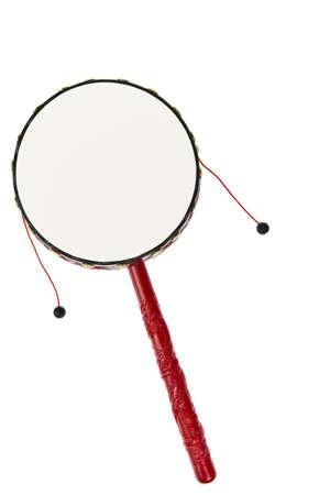 chinese drum: traditional chinese hand drum Stock Photo