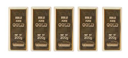 Gold Bar vista dall'alto