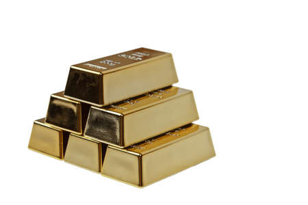 Gold bar Stock Photo - 11278221