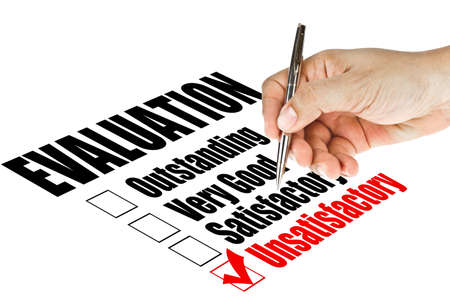 evaluation quality survey Standard-Bild