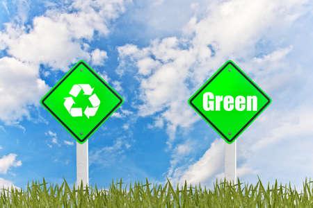 Green concept Stock Photo - 11769473