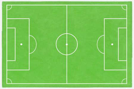 football field layout photo