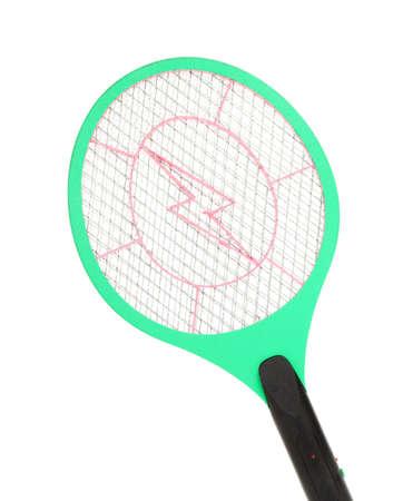 fumigador: Los mosquitos asesinos o exterminador de insectos electr�nicos Foto de archivo