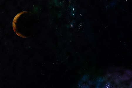 star and space galaxy