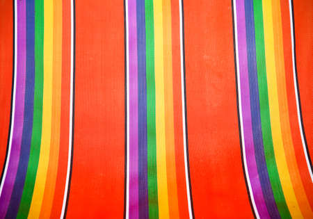 abstract multicolor stripes pattern background photo