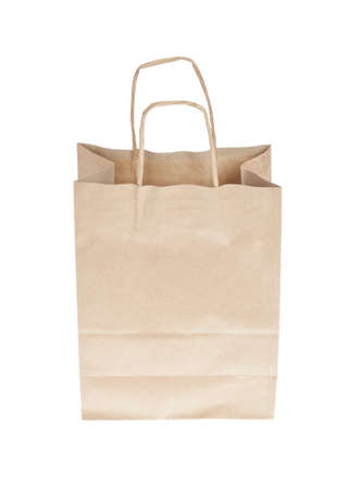 Shopping paper bag photo