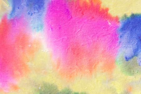 Abstract Water Color Stock Photo - 14181219