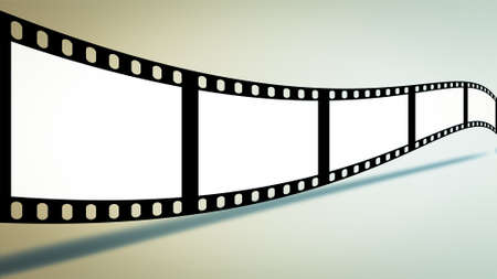 Film strip Standard-Bild