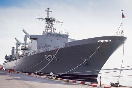 a battleship: Navy Battleship