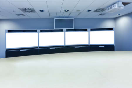 teleconferencing: teleconferencing and telepresence business meeting room