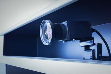teleconference and telepresence camera photo