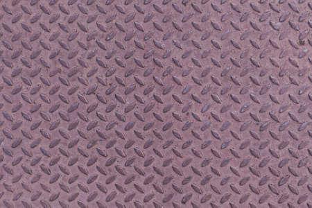 salvage yards: Metal seamless steel diamond plate texture pattern background