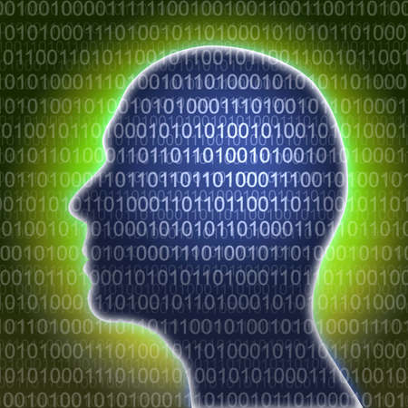 Artificial intelligence - concept image Banque d'images