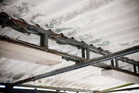 Asbestos cement foto royalty free, immagini, immagini e archivi ...