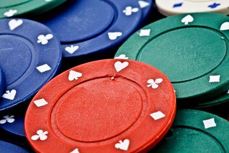 Poker fiche
