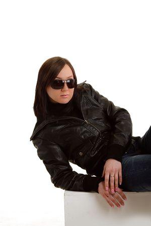 rocker girl: Chica de Rocker