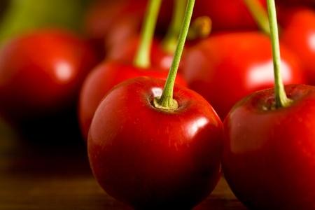 beneficial: cherries