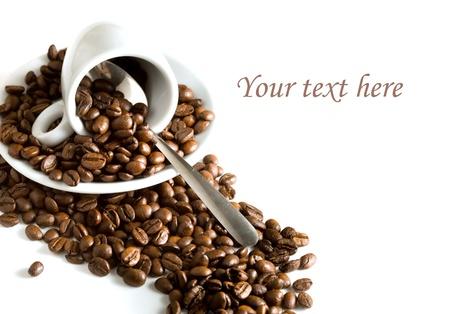 venezuela: espresso coffee Stock Photo