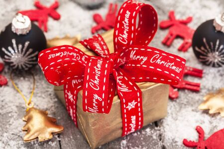 Photo of christmas present