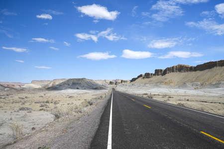 route desert: route d�sertique