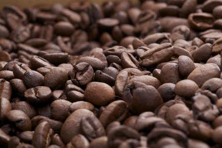 cofee bean isolated on white - caff� espresso Stock Photo