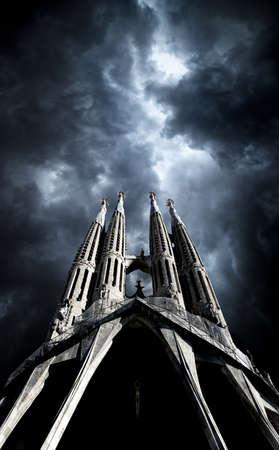 gaud: Sagrada Familia