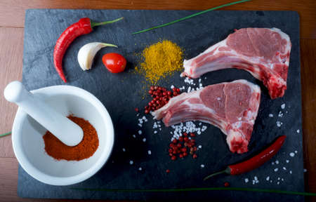 approximate: meat lamb