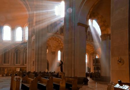 sacral: St. Benno in Munich