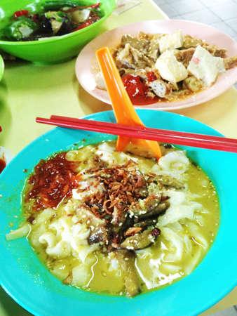 Malaysia mushroom Chee Cheong Fun