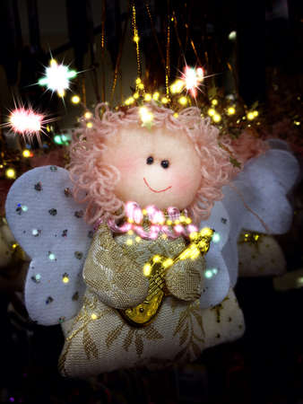 Little angel for Christmas decoration