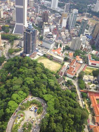 Kuala Lumpur city Stock Photo