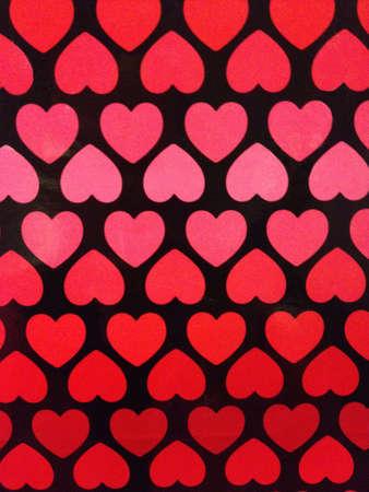 Love shape background