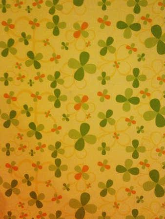 Leaf shape background