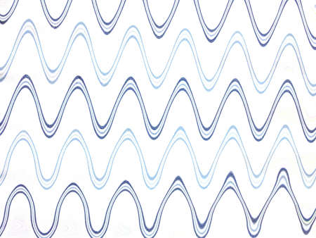 Wave effect background  Stock Photo