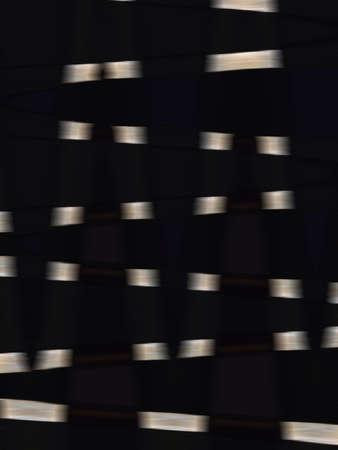 Motion blur wave effect background