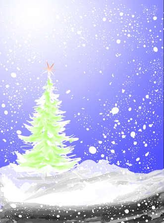 weihnachtsbaum: Weihnachtszeit